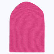 Longer Length Knit Beanie