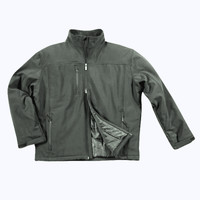 Insulated Soft Shell Youth Jacket