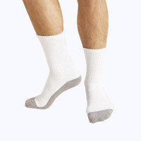 Adult Platinum™ Crew Socks