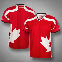 Campea Canada Soccer Jersey