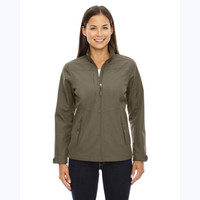 Ash City - North End Forecast Three-Layer Light Bonded Travel Soft Shell Ladies' Jacket