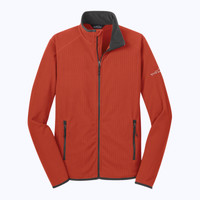 EDDIE BAUER® VERTICAL FLEECE FULL ZIP JACKET