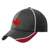 DECORATED: NEW ERA® DRY MESH HEX CAP