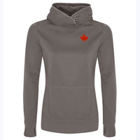 DECORATED: ATC™ GAME DAY™ FLEECE HOODED LADIES' SWEATSHIRT