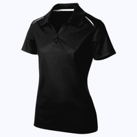 Coal Harbour® Snag Resistant Contrast Inset Ladies' Sport Shirt