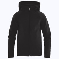 ATC™ PTech Fleece Girls' Hooded Jacket