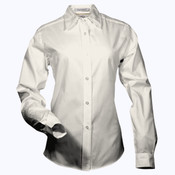 Coal Harbour® Easy Care Long Sleeve Ladies' Shirt