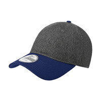 NEW! NEW ERA® MELTON HEATHER CAP. NE206