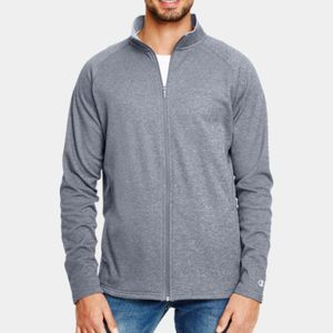 Adult 5.4 oz. Performance Fleece Full-Zip Jacket Thumbnail