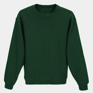 FOTL 12 oz. Supercotton™ 70/30 Fleece Crew Thumbnail