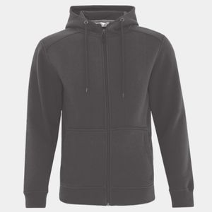 ATC™ Pro Fleece Full Zip Hooded Sweatshirt Thumbnail