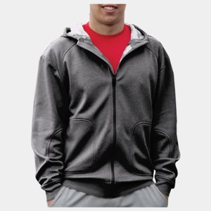 ATC™ PTech Fleece Hooded Jacket Thumbnail