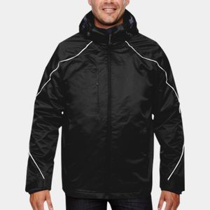 NORTH END Men's Angle 3-in-1 Jacket with Bonded Fleece Liner Thumbnail