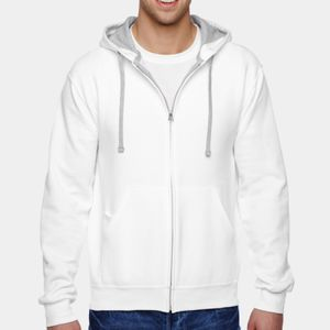 FOTL 7.2 oz. Sofspun™ Full-Zip Hooded Sweatshirt Thumbnail