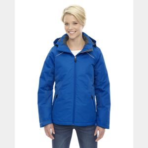 NORTH END Ladies' Linear Insulated Jacket with Print Thumbnail