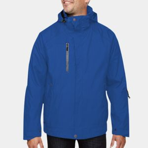 NORTH END Caprice Men's 3-In-1 Jacket With Soft Shell Liner  Thumbnail