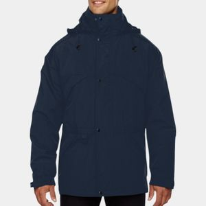 NORTH END Men's 3-in-1 Parka with Dobby Trim Thumbnail